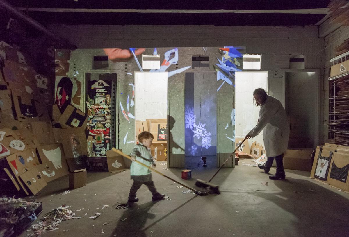 THOMAS KONG :: THE BACK ROOM